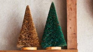 Eco Max Timber Base Christmas Trees