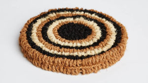 Araliya coconut trivet coconut mix