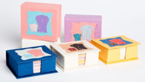 Maximus elephant dung Bottoms paper holders