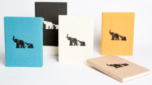 Maximus elephant dung paper large Mother & Child Journal